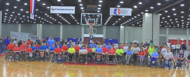 NWBA Top End Wheelchair Clinic Group