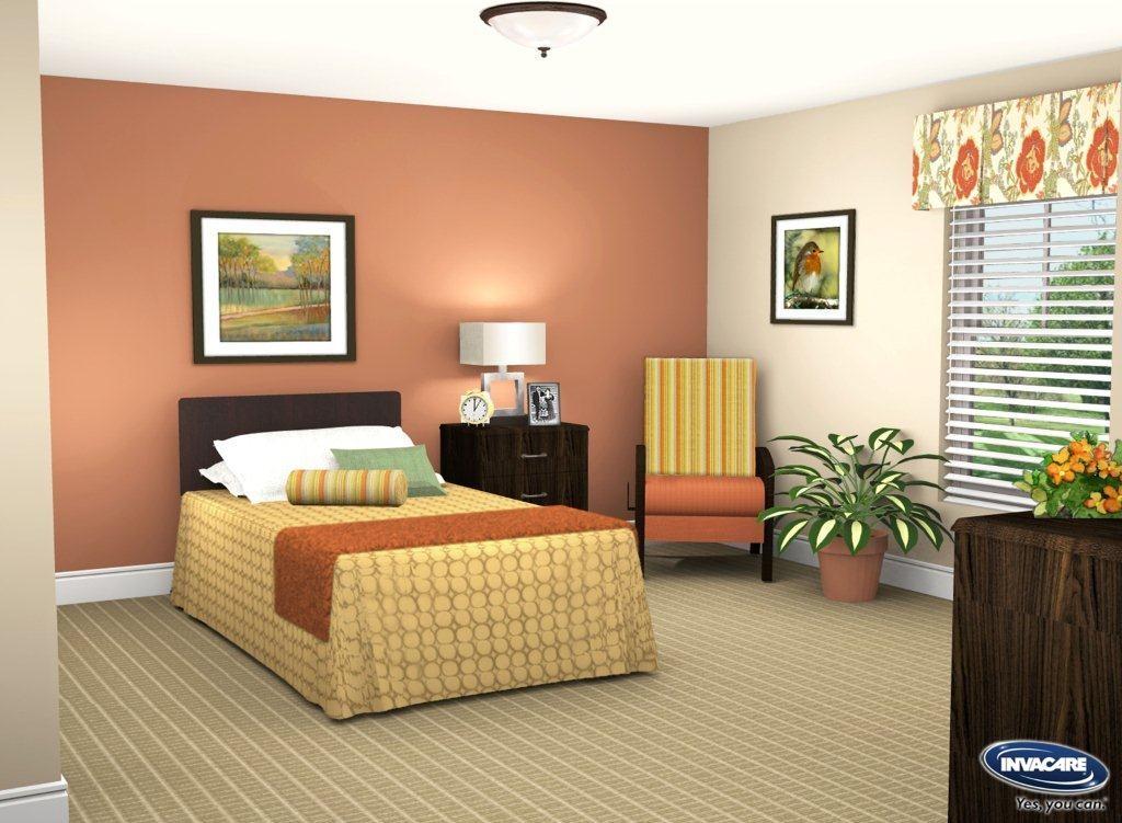 Invacare Interior Design Resident Room