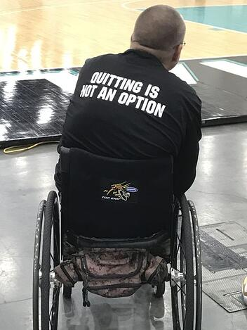 Invacare Top End Wheelchair