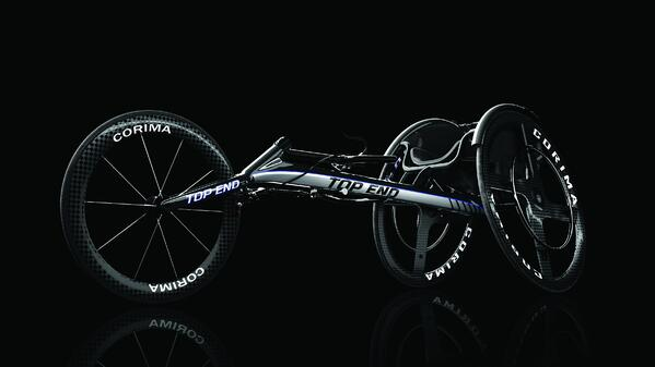 Top End Eliminator NRG Racing Wheelchair