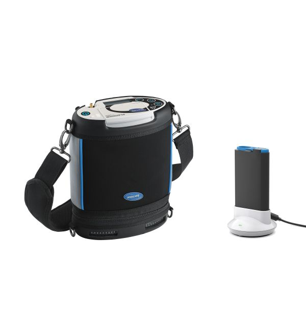 charging station for invacare platinum mobile oxygen concentrator