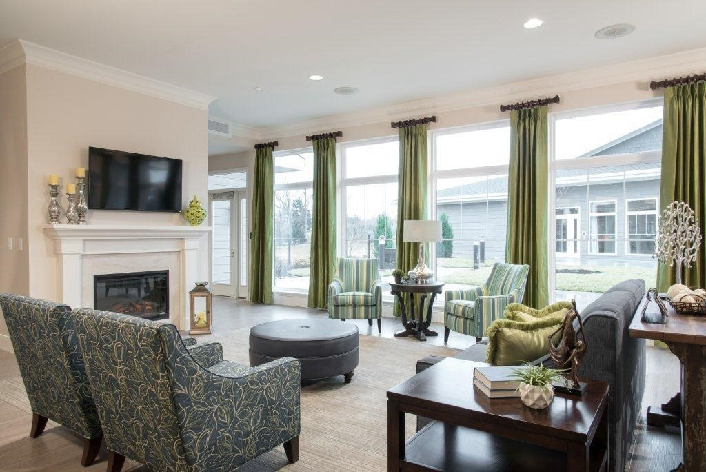 Invacare Interior Design's design for Cottages of Lake St. Louis