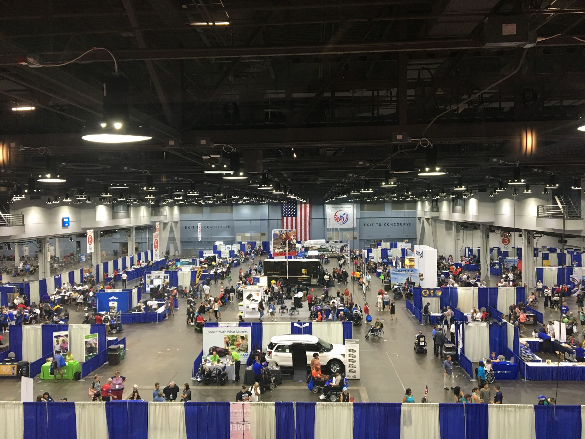 Expo Day at the NVWG