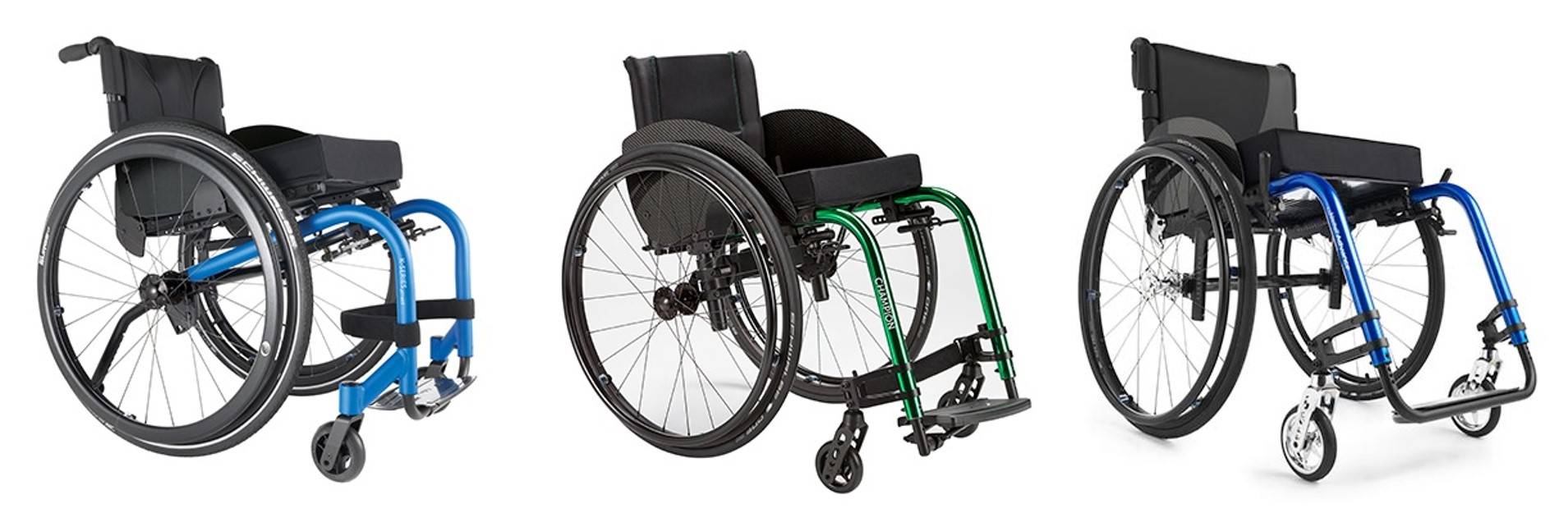 now available kuschall k-series attract, champion and advance wheelchairs