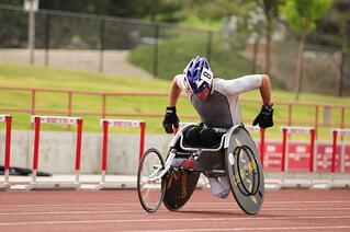 The National Veterans Wheelchair Games feature a multitude of sporting events.