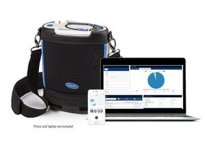 Invacare Introduces True Control For Portable Oxygen Concentrators